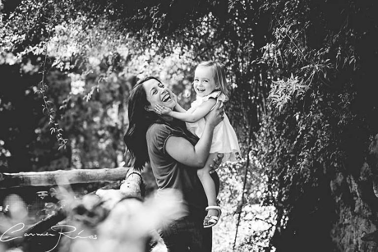 fotos de embarazo en el capricho