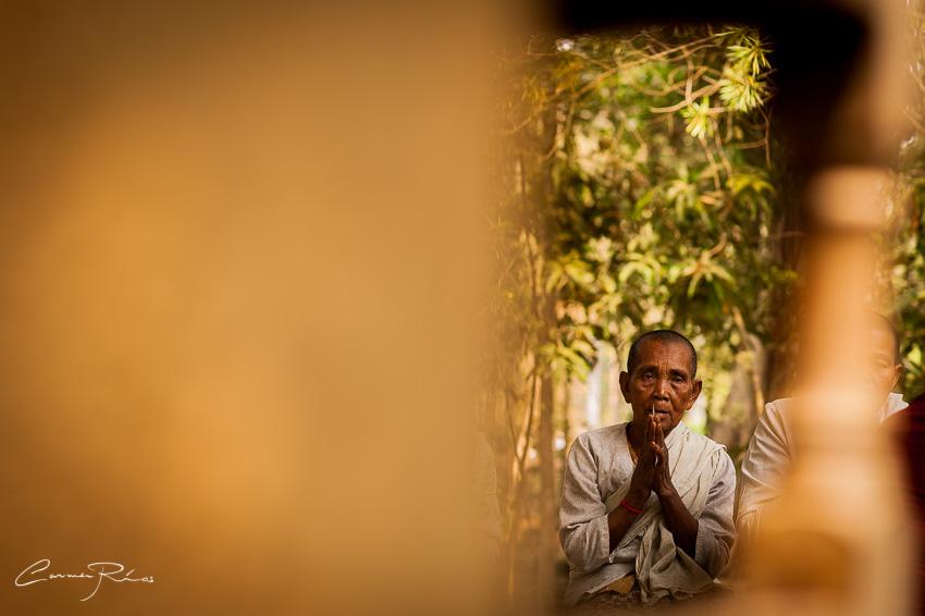 fotos viaje de novios Camboya