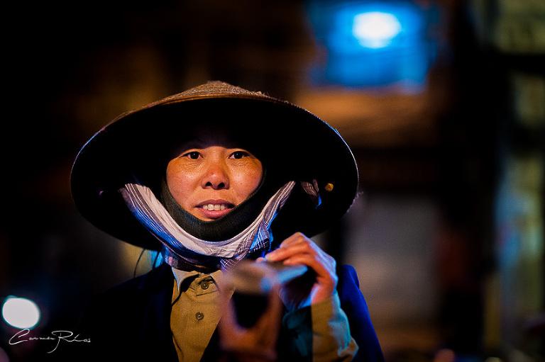 retrato costumbrista Vietnam