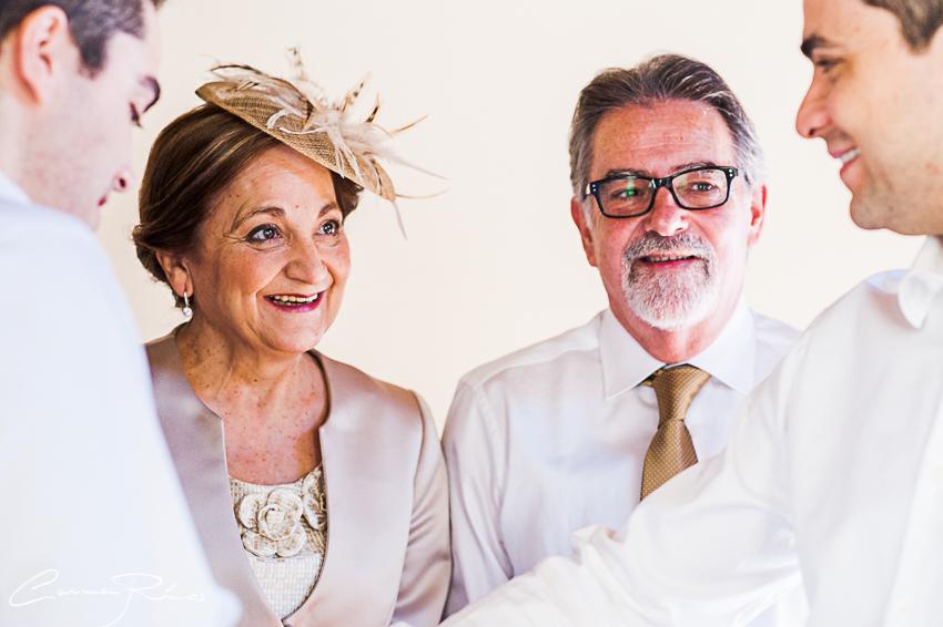 boda civil enla Sierra de Madrid
