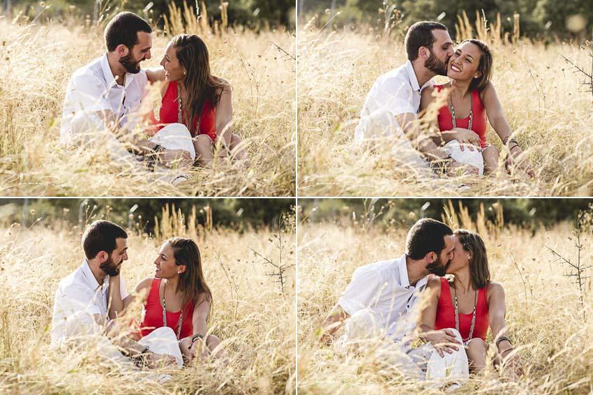 preboda romántica