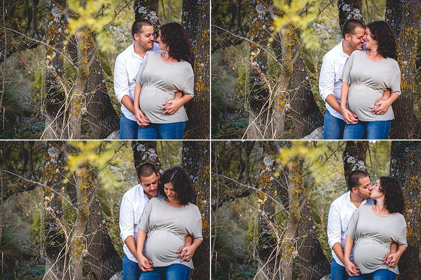 fotos de embarazada en madrid